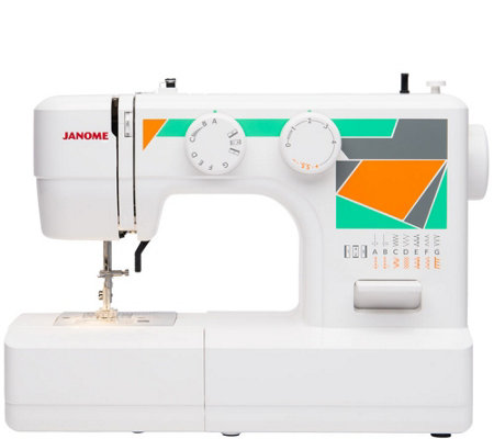 Janome MOD-15 Easy-to-Use Sewing Machine