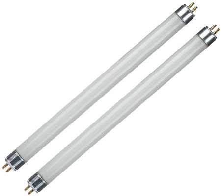 Dynatrap 6 Watt Replacement Uv Light Bulb Set Of 2 For 1 Acre