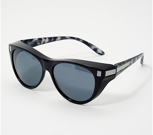 Haven Fits Over by Foster Grant Kitten Sunglasses