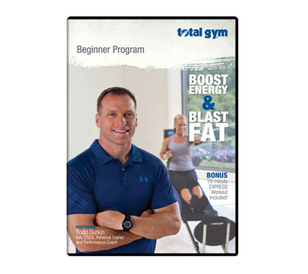 Total Gym Beginner Program DVD