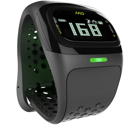 Mio Global Alpha 2 Heart Rate Sport Watch