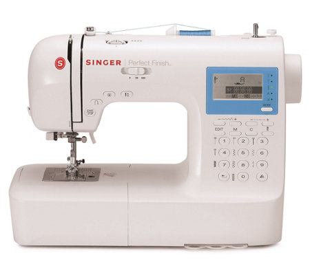 Singer Perfect Finish Computerized Sewing Machine