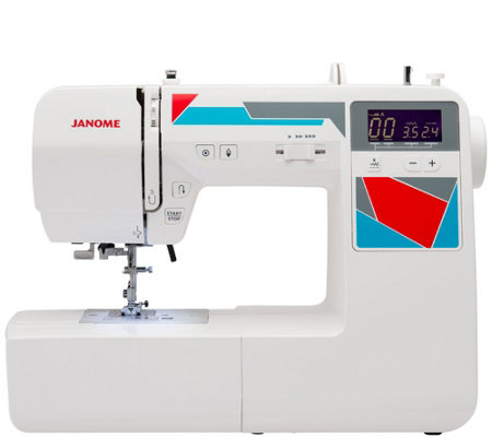 Janome Mod 100 Electronic Sewing Machine
