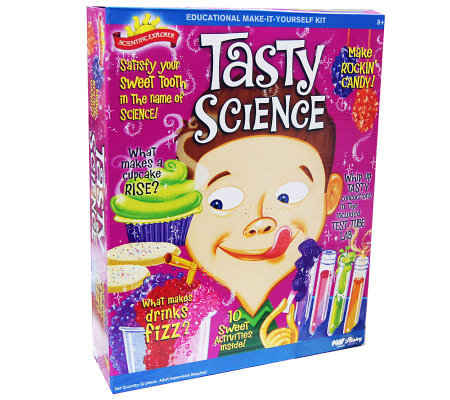 Tasty Science Activity Kit
