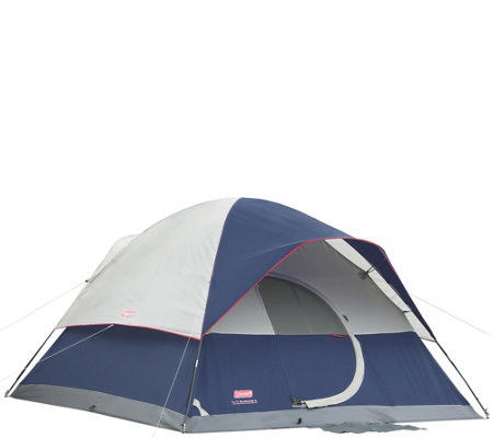 Coleman Sundome 12x10 High Technology Elite Six-Person Tent