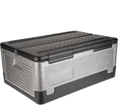 Flip Box XL Collapsible Hot/Cold Insulation Box