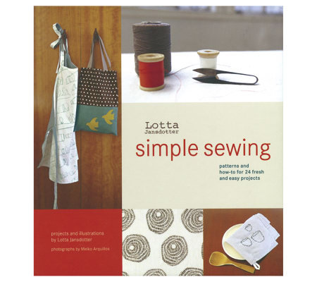 Chronicle Books - Simple Sewing