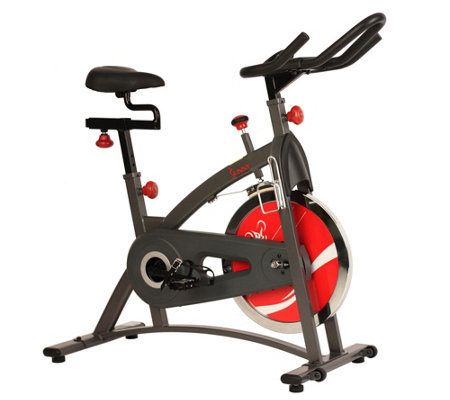 Sunny Health & Fitness Chain Drive Indoor Cycling Bike