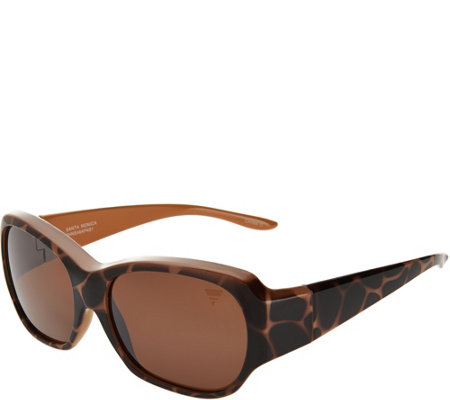 Haven Fits Over Santa Monica Sunglasses with Soft Case by Foster Grant