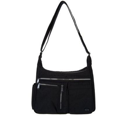 Lug Large RFID Crossbody - Double Dutch 2.0