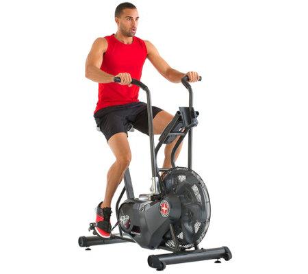 Schwinn Airdyne Ad6 Upright Exercise Bike