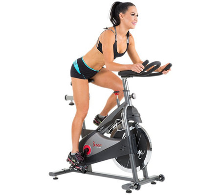 Sunny Health Fitness Chain Drive Premium Cycling Bike