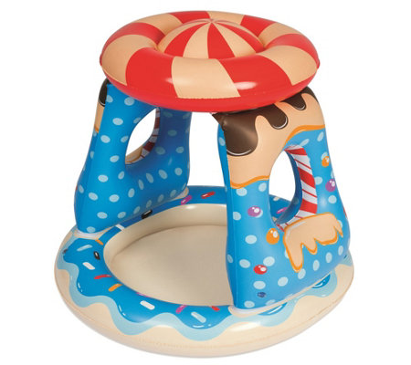 H2ogo 36 X 36 X 35 Candyville Playtime Pool