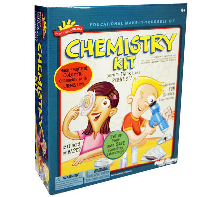 Scientific Explorer My First Chemistry Kit