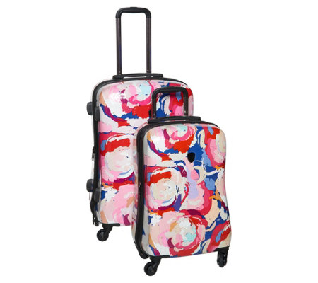"Heys Hardside 21"" & 26"" Fashion Spinner Luggage"