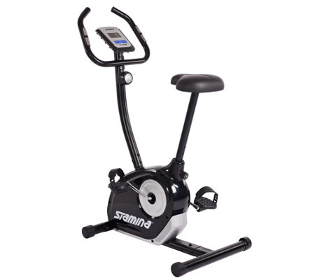 Stamina 1310 Magnetic Upright Exercise Bike