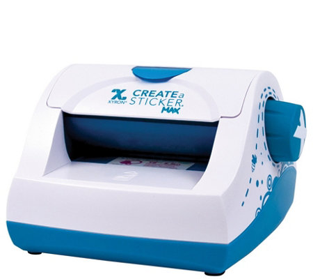 "Xyron 500 5"" Create-A-Sticker Max Machine"