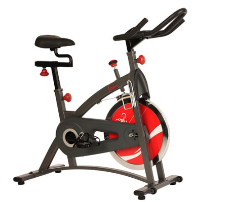Sunny Health Fitness Sf B1423 Belt Drive Indoor Cycling Bike