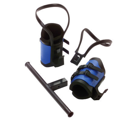 Teeter Hang Ups EZ-Up Gravity Boots with Conversion Bar