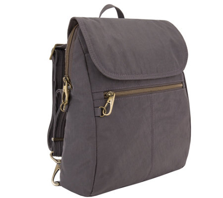 Travelon Anti Theft Signature Slim Backpack