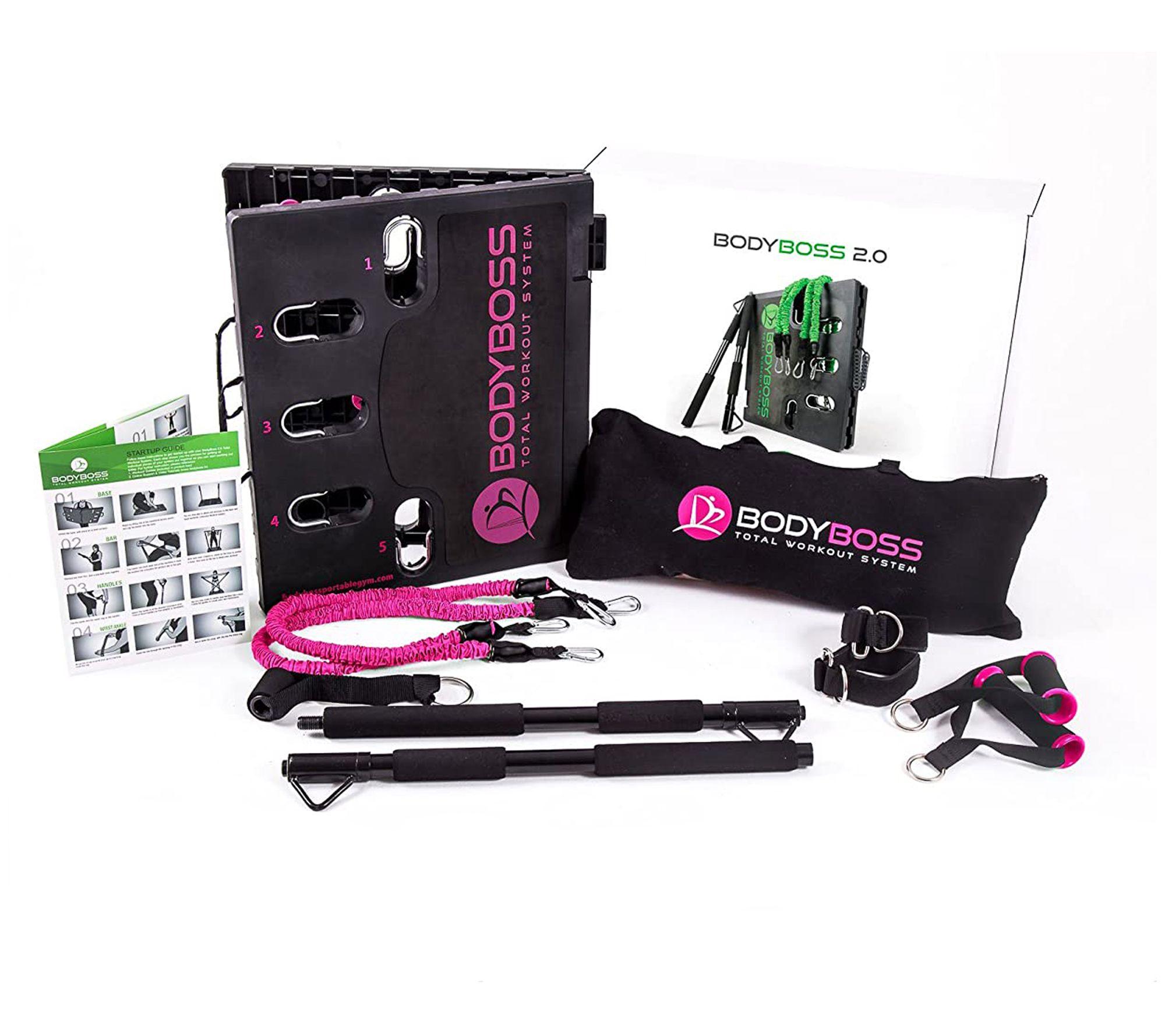 Save 17% on a BodyBoss 2.0 full portable home gym