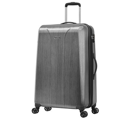 "Olympia Aerolite 29"" Expandable EVA Spinner Luggage"