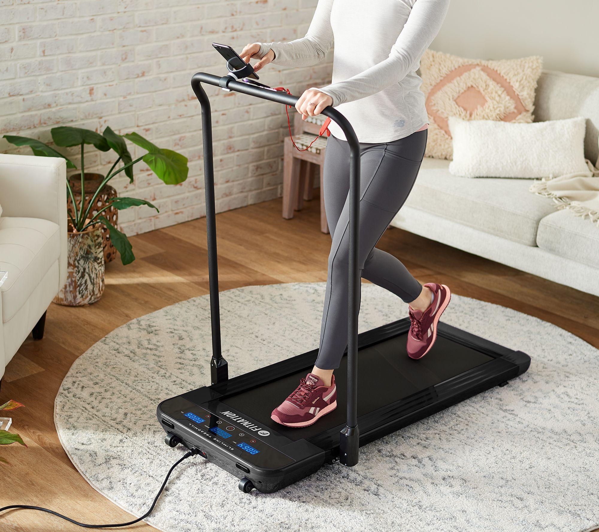 Take $92 off a walking treadmill