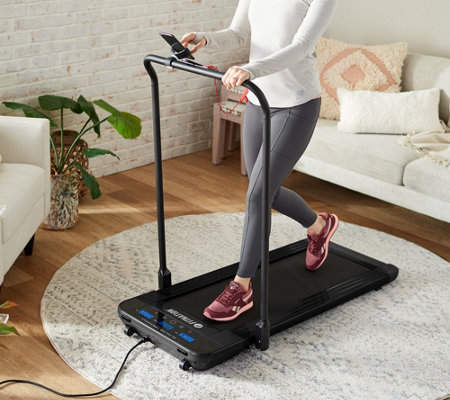 FITNATION Slimline Pro Walking Treadmill w/ Echelon App