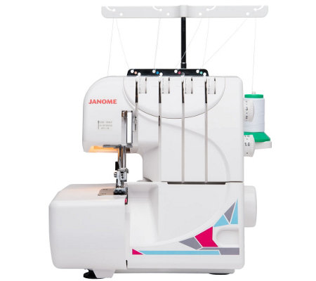 Janome MOD 8933D Serger Machine