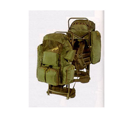 Camp Trails Wilderness External Frame Pack -Large — QVC.com