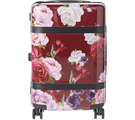 "Triforce Luggage 22"" Hardside Spinner Luggage - Versailles"