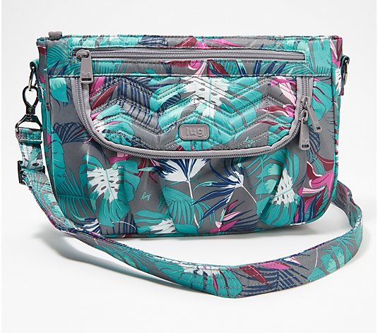 Lug East/West Small Crossbody - Mambo