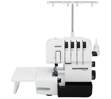 Brother Strong Tough 3 4 Thread Serger