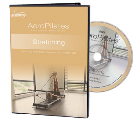 AeroPilates Stretching DVD