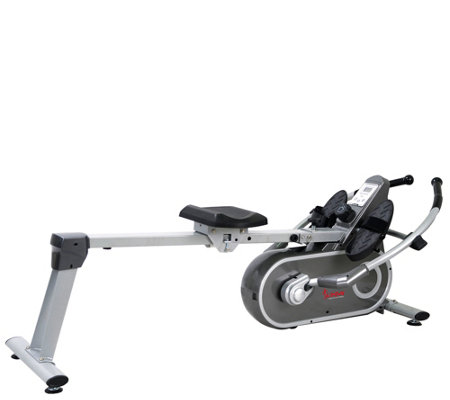 Sunny Health & Fitness SF-RW5624 Magnetic Rowing Machine