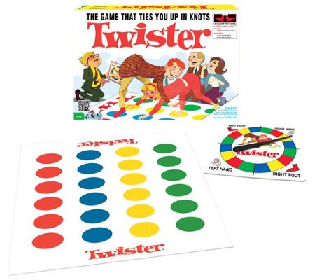 Winning Moves Classic Twister Family Game