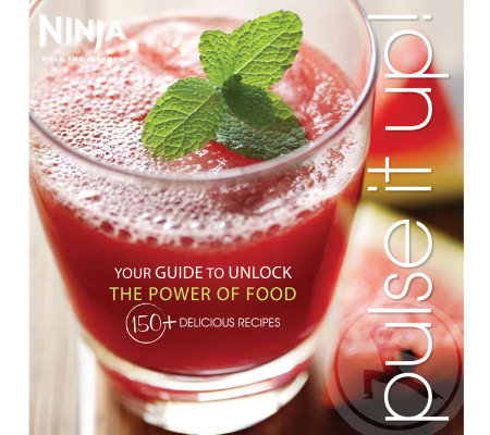 "Ninja ""Pulse It Up"" Cookbook"