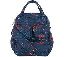 Lug Quilted Day Bag - Mini Puddle Jumper 2 - F13166