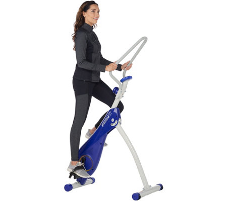 FITNATION Vertical Cycle Trainer Standing Workout
