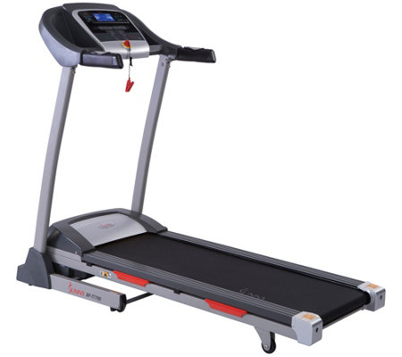 Sunny Health & Fitness Treadmill SF-T7705 withAuto Incline