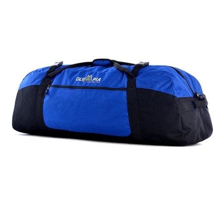 Olympia 42 Compact Sports Duffel Bag Qvc