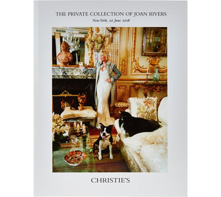 """As Is"" The Private Collection of Joan Rivers Catalog"