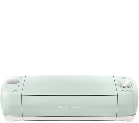 Cricut Mint Explore Air 2 Cutting Machine