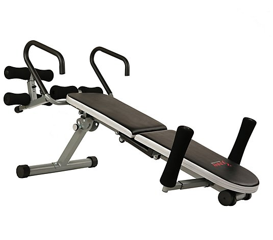 Sunny Health & Fitness Invert Extend N Go BackStretcher Bench