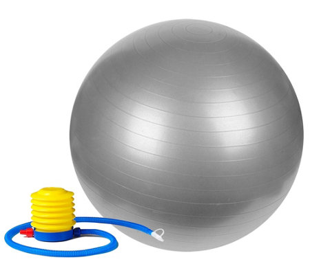 Sunny Health & Fitness Anti-Burst Gym Ball, 26""