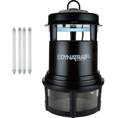 DynaTrap 1 Acre Mosquito and Insect Trap w/ Extra Bulbs