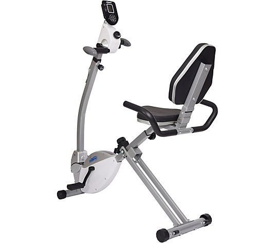 Stamina Recumbent Exercise Bike with Upper BodyExerciser