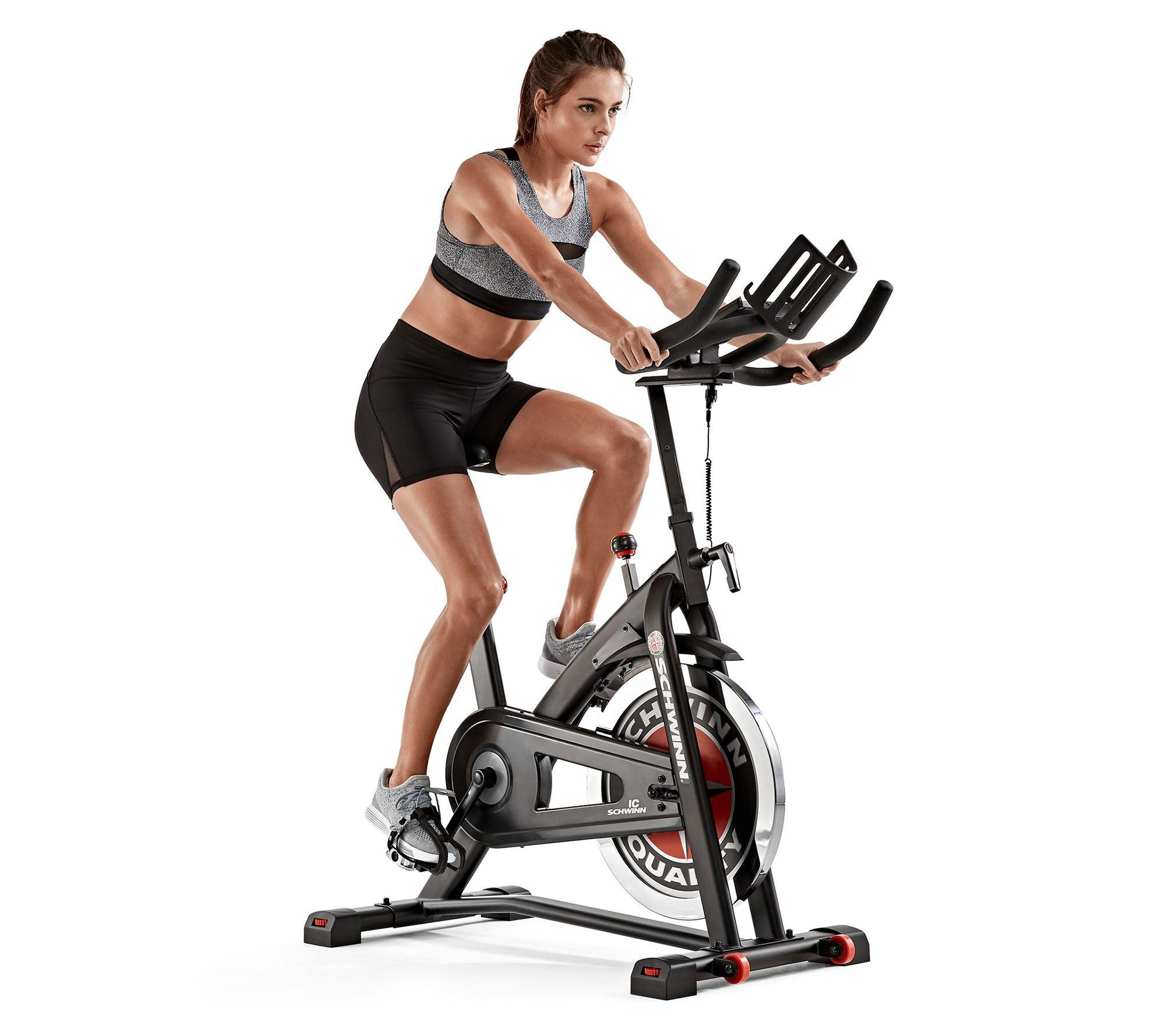 Schwinn Ic3 Indoor Cycling Bike Qvc Com