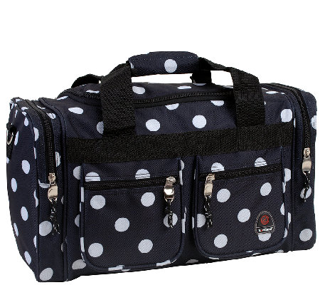 "Rockland Luggage 19"" Polyester Tote Bag"