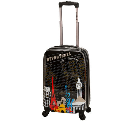 "Fox Luggage 20"" Destination Carry-On Luggage"